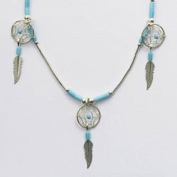 3 Dreamcatcher Bead Necklace