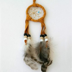 """2"""" Dreamcatcher comes in a variety of colours"""