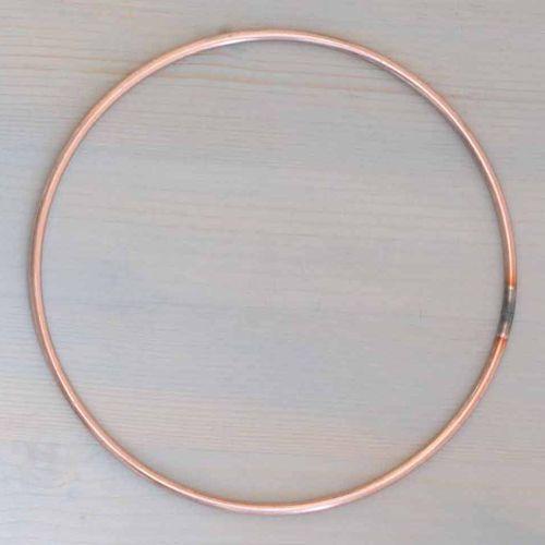 Metal Dreamcatcher Ring Hoop